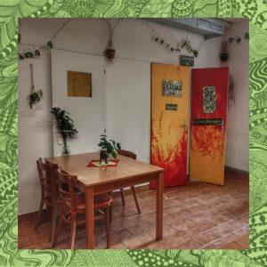 Vegebistro V Šipce interiér